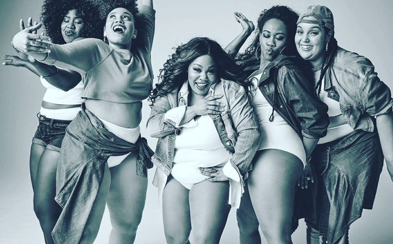 Pretty Big Movement. Lane Bryant. Akira Armstrong. Full figured dance company.