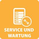 Service Wartung Server Storage Backup Security Netzwerk Hardware Software