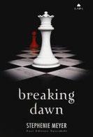 Breaking dawn di Meyer Stephenie      Prezzo:  € 13,00     ISBN: 9788876253829     Editore: Fazi [collana: Lain]     Genere: Gialli Thriller E Horror     Dettagli: p. 688