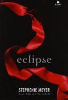 Eclipse di Meyer Stephenie      Prezzo:  € 13,00     ISBN: 9788864115207     Editore: Fazi [collana: Tascabili]     Genere: Varia     Dettagli: p. 501