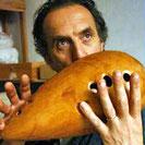 Claudio Colombo costruttore ocarina