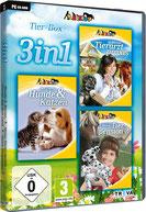 3in1 Tier-Box: Meine Tierpension 2 + Meine Tierarztpraxis – Einsatz auf dem Land + Best Friends – Hunde & Katzen - Press Info