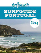 Cover des Surfguide Portugal