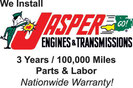 Jasper engines and transmissions logo
