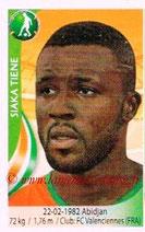 N° 376 - Siaka TIENE (2010, Cote d'Ivoire > 2010-13, PSG)