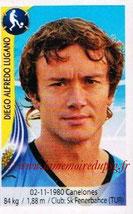 N° 049 - Diego LUGANO (2010, Uruguay > 2011-Jan 2013, PSG)