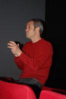 jean-Christophe Klotz présentant son film