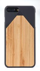 Iphone 7 plus Hülle Bambus stehend