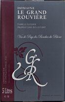 Bib vins de pays des Bouches du Rhône
