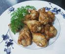 チキン手羽元のグリル・オレンジ風味の甘辛いジンジャーソース:6ピース×2パック(12ピース)