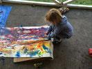Art Class - April