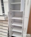 Muebles para sueros, medicamentos y catéteres