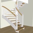 Dachboden ausbauen Treppe