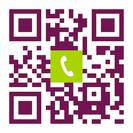 Telefonnummer der Zahnarztpraxis Dr. Andreas Scheunemann in Schwabhausen bei Dachau: Einfach scannen und anrufen!