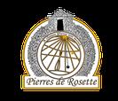Logo-pierres de rosette-tailleur de pierre-pierre seche-cadran solaire-taille de pierre-var-83-mh-restauration-sud