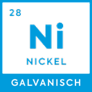 Vernickeln Nickel Galvanisch Galvanik Oberflächenbeschichtung Nürnberg Fürth Erlangen München