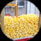 Popcornmaschine für Veranstaltung buchen