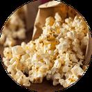 Nostalgischer Popcornwagen buchen