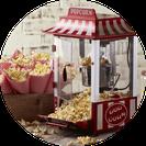 Popcornmaschine buchen