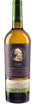 Budureasca Premium FUME 2016 (Chardonnay 33%, Sauvignon Blanc 34%, Grauer Burgunder (Grauburgunder) 33%)