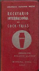 Recetario Internacional de Cockt-tails