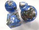 Hand-made globe