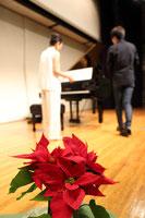 クリスマスピアノコンサート