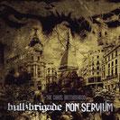 "Bull Brigade/Non Servium - The Chaos Brotherhood Split 10"""