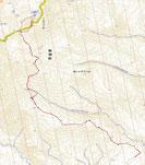 トムラウシ山ルート