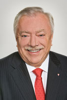Dr. Michael Häupl, Mayor and Governor of Vienna