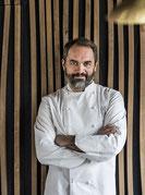 christophe Aribert grand chef étoilé cuisinier hotelier conference gastronomie contact