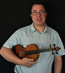 Violon, alto, violoncelle à Vannes et à Paris David Deroy