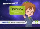 Balanox™ zone+ Reflexzonen-Strips