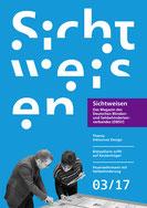 """Titelbild des DBSV-Magazins """"Sichtweisen"""" 2017 Heft 3"""