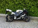 Motorrad Honda Carbon