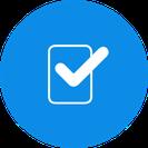 Icon Umsetzung der Maßnahmen der Personalentwicklung