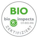 Bio Zertifikat 2021