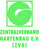 Logo Zentralverband Gartenbau e.V. (ZVG)