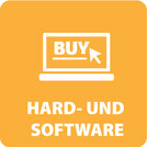 Server und Storage Hardware und Software