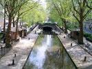 Visite guidée du canal St-Martin Paris