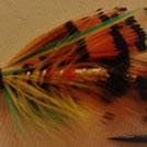Auf die Richtige Fliege und die Technik kommt es beim Fliegenfischen an, im Landgasthof Bieger mit eigenem Fischwasser an der fränkischen Wiesent.