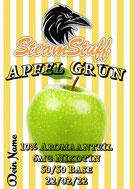 Apfelliquid, Apfelliquid selbst mischen, ApfelAroma, Granny Smith Aroma