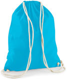 Turnbeutel AP-Bags Surf Blue