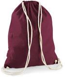 Turnbeutel AP-Bags Burgundy