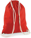 Turnbeutel AP-Bags Bright Red