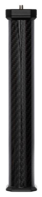 pocketPANO Extension Rod Verlängerung aus Carbon zur Erhöhung des Abstandes zwischen Kamera Nodalpunktadapter und Stativ oder Stativkopf für einen kleinen Footprint