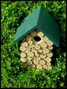 Vogelhuisje,nestkastje hout_nestkastje Hout groen,woudgroen nestkastje
