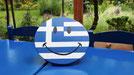 21_Grieks smiley om op te hangen           GEEN nestkastje