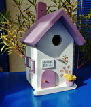Huisje love birds