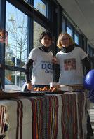 Hélène et Geneviève, bénévoles d'Action-Mopti